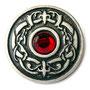 Zierniete dragoneye  in rot 30x30 4,30 Euro (andere steinfarben möglich)