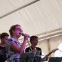 Die Jugendband aus dem Untertoggenburg sorgt für Stimmung