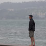 Bademeister Reto sucht nach einer Aufhellung