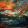 Landschaft Menorca 2, 2006 | Öl-Acryl auf Leinwand | 100 x 120 cm