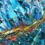 Ohne Titel, 2006 | Öl-Acryl auf Leinwand | 100 x 80 cm