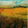 Landschaft Menorca 3, 2005 | Öl-Acryl auf Leinwand | 120 x 100 cm