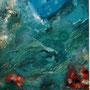 In der Tiefe 3, 2005 | Öl-Acryl auf Leinwand | 120 x 100 cm