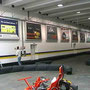 Go Kart Bahn, Bruneck, Südtirol (8 Prismenwender in Synchron-Folgeschaltung)