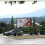 LED Vollfarben Videowall, DEZ EKZ, Innsbruck Ost, 20 mm real, 10 mm virtuell 512x288 px