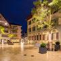Neugestalteter Rathausplatz