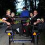 Empfang Eidgenössisches Schwing- und Älplerfest 2010 Thomas Sempach und Michael Scheuner