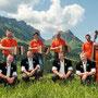 "fotoshooting mit dem sq ""nume hüt"" und jq sichleblick, 6. juni 2015"