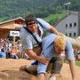 Schwyzer Kantonales Schwingfest Muotathal 17.05.2009