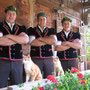 Adrian Sempach, Thomas Sempach, Jakob Locher