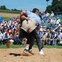 Bernisch-Kantonales Schwingfest Ins 10.08.2008