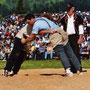 Emmentalisches Schwingfest Emmenmatt 16. Mai 2004