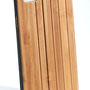 iPhone 6 Plus Holzhülle Bambus