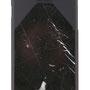 iPhone 7 marmorhülle schwarz