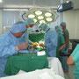 eine der zahlreichen Operationen auf Siquijor