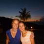 Heike Schröder und Kerstin Gallmeyer, Reporterinnen des Saarländischen Rundfunks, waren immer bei uns