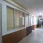 das gleiche Bild 2013, ein richtig schönes Krankenhaus wurde daraus