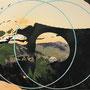 Landscapeism3, Acrylic on C-Print, 15x19,2cm (public collection/Aichach)
