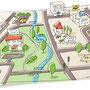 Stadtplan | Menschen | Hueber Verlag | 2011