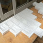 Making Of: Giebel-Rohling aus Fiberglas.