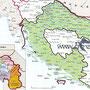 Granice banovine Hrvatske