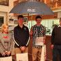 Der MSC-Ipf lässt seine Sportfahrer nicht im Regen stehen ;)