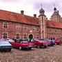Bocholt Classic Cruise & Meeting feat. NOSW e.V., Schloss Raesfeld