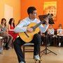 Konzert Gitarre - Schülervorspiel