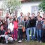 Treffen mit Jugendlichen der Gemeinde