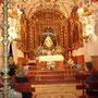 Momentos previos a la Eucaristía