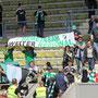 Erleichterung nach Abpfiff - Gemeinsam weiter Regional(Liga)