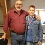 Goldmedaille Kategorie JUGEND