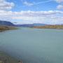 ein See im Hochland