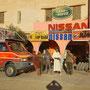 Die Garage vom Ali Mansur