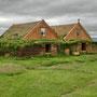 Wohnhaus der Familie am höchstgelegenen Bauernhof Islands