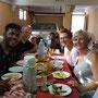 """Garagen-Frühstück"" in Santiago de Cuba"