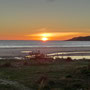 Playa de Bolonia - Sonnenuntergang - Zischhhhh