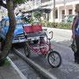 Fahrrad Taxi