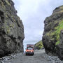 Durch den Felsen - Piste 622