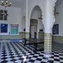 Assilah Blick in eine Moschee