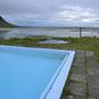 Bad mit Hotspot auf der Piste 62