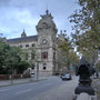 Barcelona Gerichtsgebäude