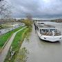 Avignon Rhone Hochwasser