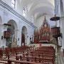 Eine der vielen Kirchen