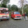 ein nettes Treffen, 2x Feuerwehr BJ 1990