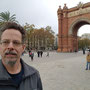 Barcelona Triumphfbogen