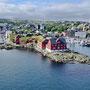 Färöer Inseln - Hafen