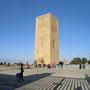 Hassan Turm & Mausuleum Mohamed V,  Rabat