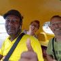 Eierschalen Taxi