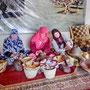 Argan Öl Herstellung traditionell (Cooperative)